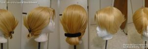 Riza Hawkeye wig 3 from FMA by taiyowigs