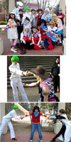 Yu-Gi-Oh Shoot: KamiCon by stinkulousreddous