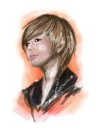 Sunny SNSD Fast painting by SAMPLE2