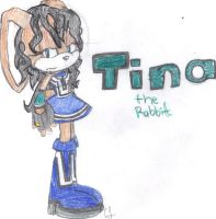 Tina The Rabbit by CristinaTH