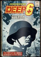 Deep 6 Cover Concept by FrankRapoza