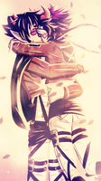 HS + SNK: Love is all I got by Junkie-Ampora