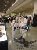 Two Ghostbusters 2 by OtakuDude83