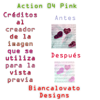 Action (O4) Pinky by biancalovato