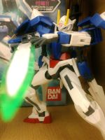My posing gundam 2 by sloooothingkuan