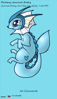 Updated Vaporeon Skin by AbyssinChaos