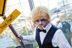 Shizuo @ San Japan 6 by akaolive