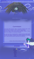 Fallen Ferb Journal Commission by DBluver
