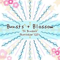 Bursts and Blossom by kabocha