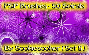 Free PSP Brushes 5 by Sookie by sookiesooker