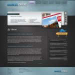 MD - Homepage by clackographix