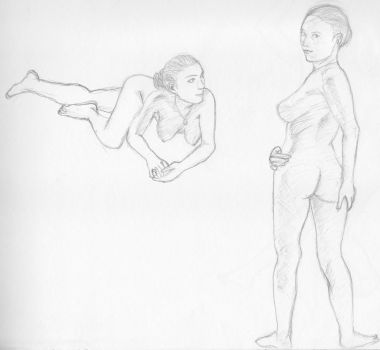 Figure studies by radstylix