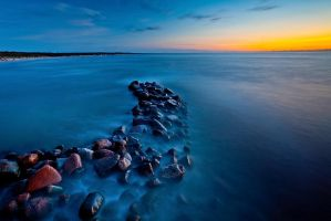 baltic sea by zavas