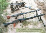 Weapons in cinema mg 34 machine gun and Kalashniko by TheDesertFox1991