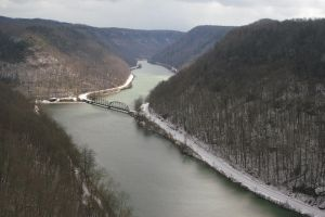New River Gorge 2 by uglygosling