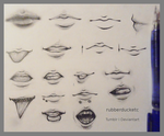 Mouth study by rubberducketc