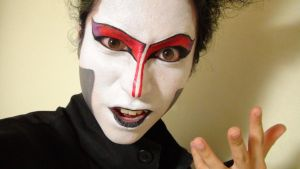 - Demon Kakka - Makeup2 by KisaMake