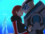 There's no Shepard without Vakarian by ThisIsNotDolly