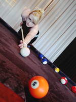 playing billiards by st3rn1