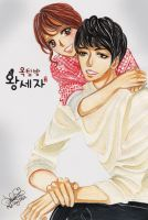 Rooftop Prince by Misaki-92