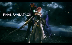 Final Fantasy XIII wallpaper by xMystogan