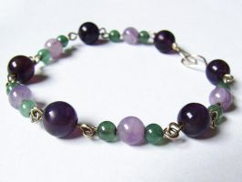 BWB - Green and Purple by VioletRosePetals