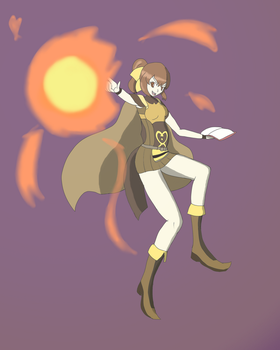 Delthea the Prodigy by DLeagueman