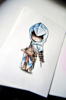 Litle Assassin by NirmtwarK-s