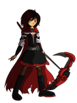 Ruby Rose volume 4 design by shadowtheultimate101