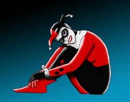 Harley Quinn 2 by LordRoderick