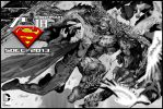 SUPERMAN 75th Anniversary (2013 SD Comic Con) by STRALLENT