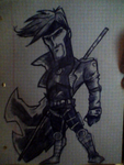 Gambit by Dieguito76
