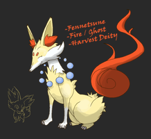 Fennetsune Final Evolution Concept by Midnitez-REMIX