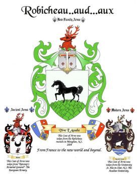 Three known Coat of Arms by jdlr64