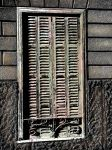 old shutters by lemonheadone