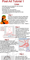 Pixel art Tutorial 1 by LysaClarke