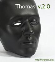 Thomas head v. 2.0 by scargeear
