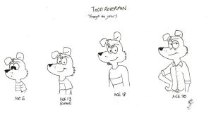 Todd Roverman Age Thingy by RockyToonz93
