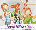 Random PGN Cuts Part 3 by MyShinyBoy