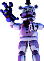 Sister Location - Funtime Freddy by Toasted912