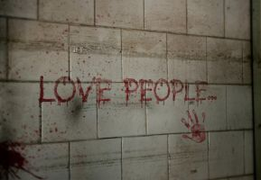 Love People... by LadyAquariusStock