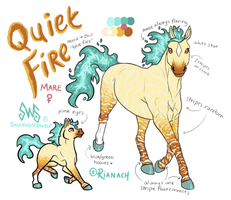 SWS Quiet Fire by Rianach