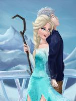 Away from Arendelle and the Rest of the World by avianation