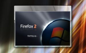 Firefox Splash Screen - Remake by ArchangelX2