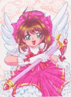 Card Captor Sakura by ladymadge