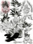 Goku: The Saiya-Jin by Laborde91