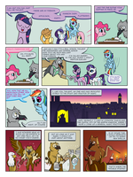 FiM: TNtMD - Page 11: Got a problem with puns? by ArofaTamahn
