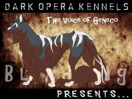 DOK's: The Voice of Geneco by NightOfRavens