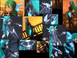 Hatsune Miku star story outfit ref sheet by shadowcat-666