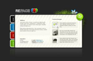 reface v1 by relaxxing by webgraphix
